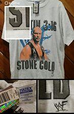 Men's Vintage Stone Cold Steve Austin 3:16 WWF Shirt Size Large.
