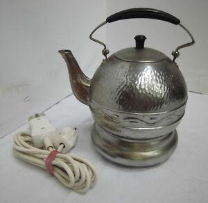 50er-60er-Maybaum-Teekocher-Wasserkocher-Chrom-Vintage-50s-60s