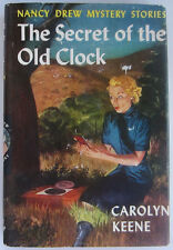 Nancy Drew #1 SECRET OF THE OLD CLOCK Carolyn Keene INTRO to 1959 Text HBDJ