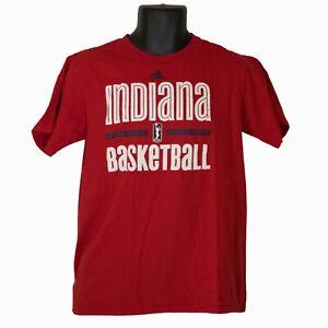 Indiana-Fever-Basketball-WNBA-Finish-Line-adidas-Mens-T-Shirt-Red-Size-M-Medium