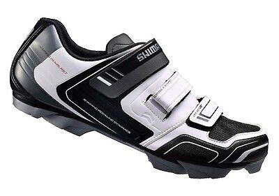 Shimano White SH-XC31 SPD XC Racing Off-Road Sport Men's Shoes MTB Bike Trail