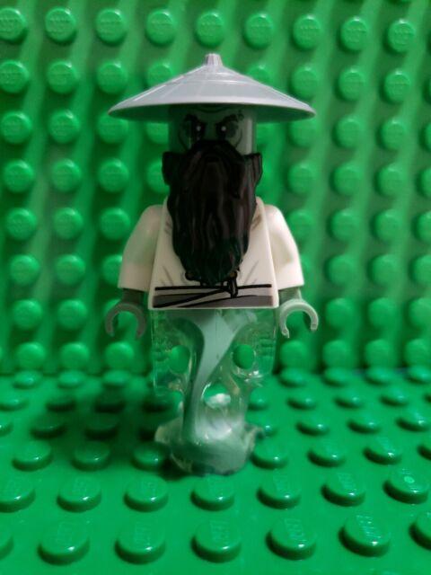 Lego Ninjago Master Yang w Neck Bracket & Modified Tile ...