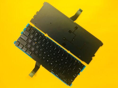 Genuine A1465 US Keyboard+Backlight+Screws For MacBook Air 11/'/' 2012 2013-2015