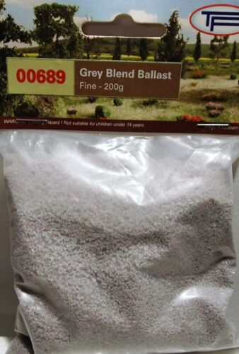 Details about  /Tasma 00689 grey mix 200gm bag ballast compatible for n or 00 caliber show original title