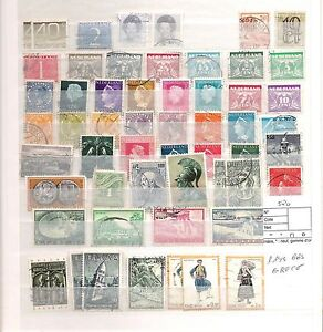 LOT-520-TIMBRES-PAYS-BAS-GRECE