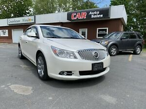 2012 Buick LaCrosse New Coast Tire MVI Taxes and Transfer Incl