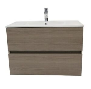 Wall Mount Bath Vanity.Details About Surf Wall Mounted Bathroom Vanity Cabinet Set Bath Furniture With Single Sink