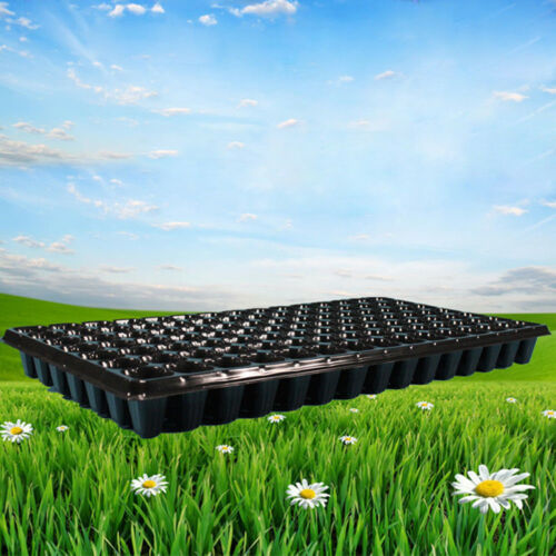 Practical Multi-Cell Seedling Starter Tray Seed Germination Plant Propagation HF