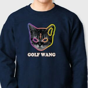 b67686330045 Golf Wang Cat OFWGKTA Tyler the Creator Odd Future Wolf Gang Crew ...