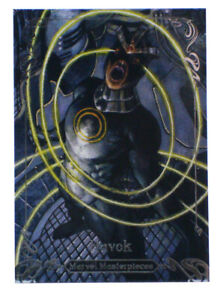2018-Upper-Deck-Marvel-Masterpieces-Havok-Base-Card-41-Simone-Bianchi-396-1499