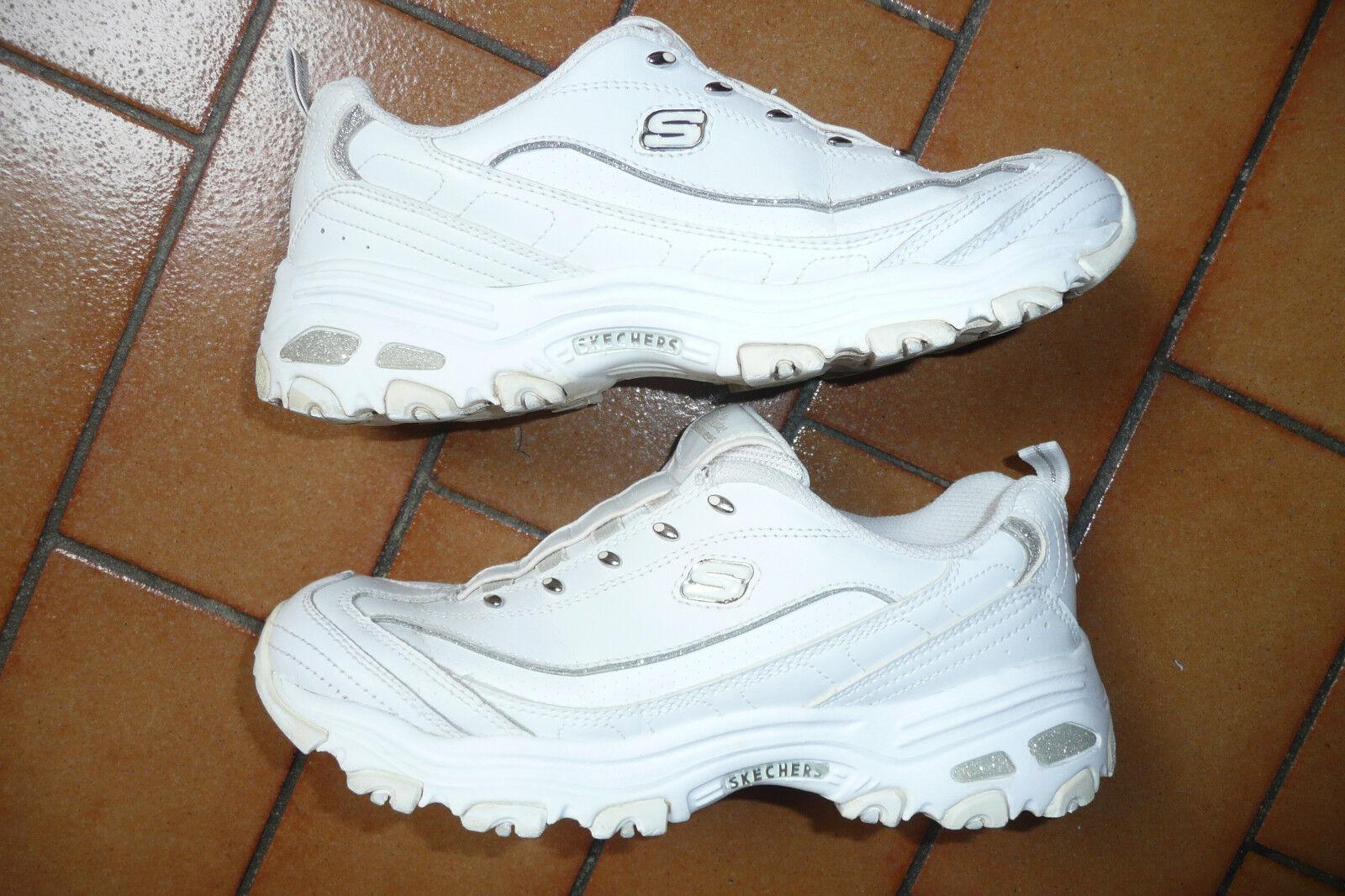 Original Skechers Turnschuhe Sneakers Sportschuhe Damen Trainingschuhe Gr 37 36