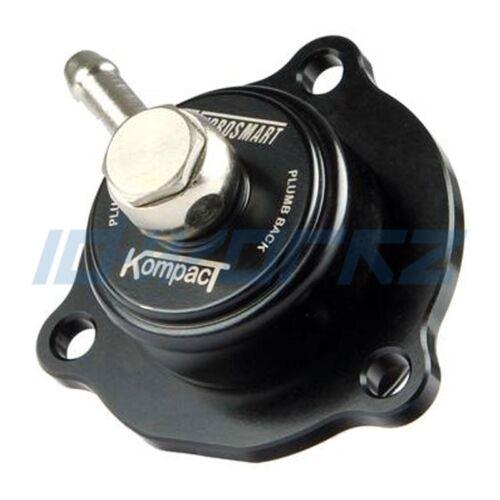 Turbosmart BOV Kompact Shortie Black For Ford Focus ST Mk2 Mk3