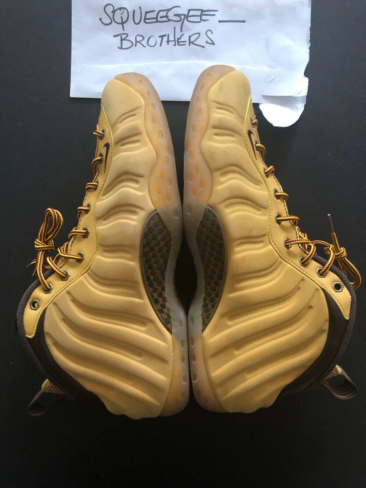 reputable site bbe76 2675f Nike Air Penny Jordan 575420-700 11.5. Size Haystack Wheat ...