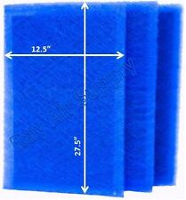 Micropower Guard Air Cleaner Air Filter 14X30 Replacement Filter Pads (3 Pack)
