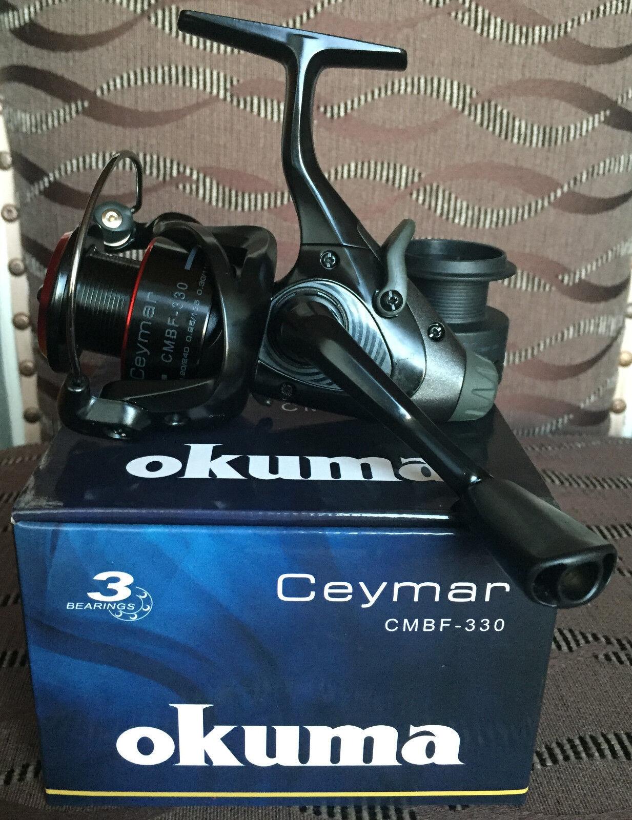 Okuma Ceymar Baitfeeder CMBF-330 Karpfentrale