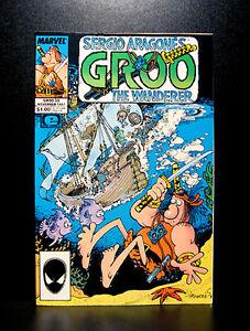 COMICS-Marvel-Epic-Groo-the-Wanderer-33-1980s-RARE-batman-figure