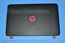 """HP Pavilion 15-P030NR 15.6"""" Laptop LCD Back Cover Rear Lid w/ Wi-Fi Antenna"""