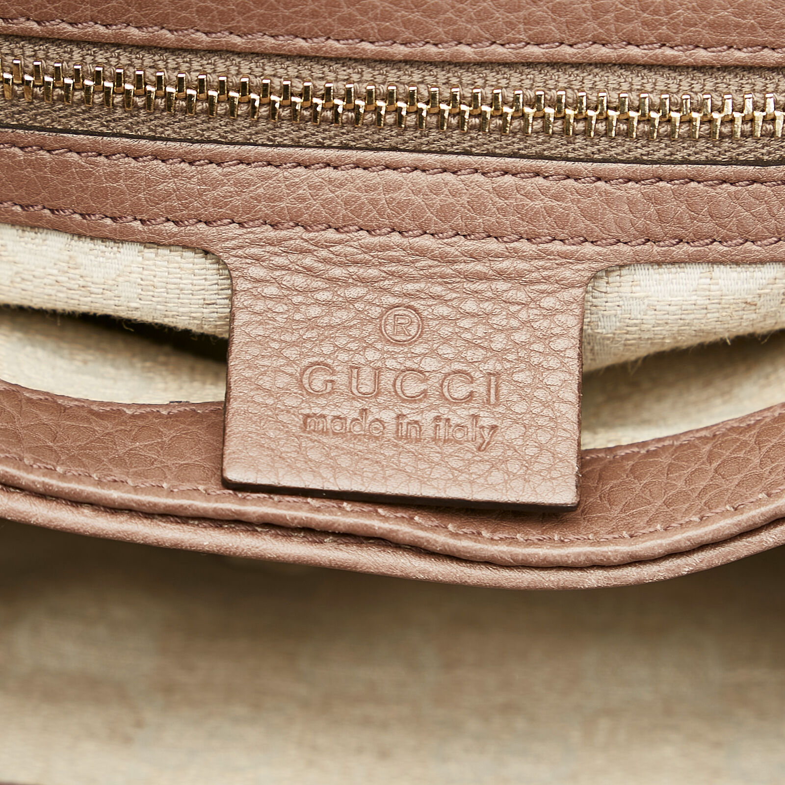 Pre-Loved Gucci Brown Calf Leather Bamboo Diana H… - image 7