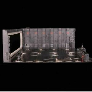 Star-Wars-Docking-Bay-327-Hanger-MOC-for-minifig-scale-UCS-Falcon-Aus-Seller