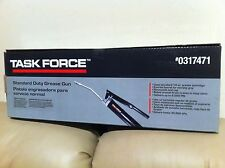 New in Box Task Force Standard Duty Grease Gun 0317471
