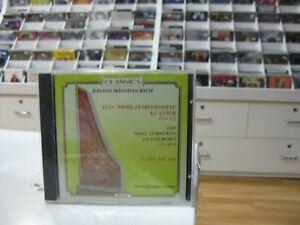 J-S-BACH-CD-Europe-Das-Wohltemperierte-Klavier-1991-Christiane-Jaccottet