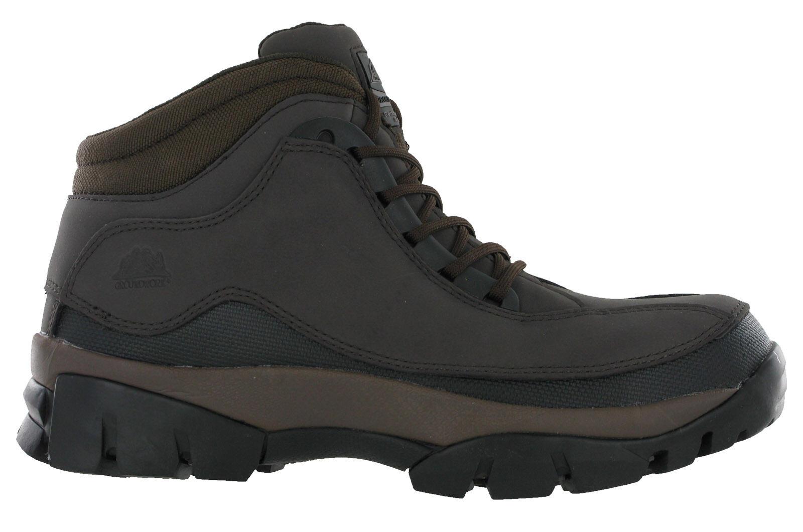 Groundwork Marronee Scarpe Sicurezza Puntale in Acciaio Uomo Lavoro Lavoro Lavoro Industriale   di moda    Sig/Sig Ra Scarpa  f5b976