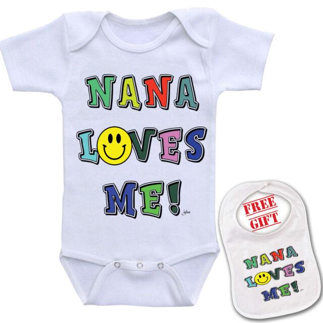 inktastic Nana Baby Girl Clothes Infant Tutu Bodysuit