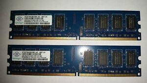 2GB DIMM Intel D945GCCRG1 D945GCL D945GCLF D945GCLF2 D945GCNL Ram Memory
