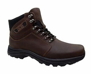 Rockport Mens Elkhart Waterproof Lace Up Hiking Trail Winter Snow Ankle Boots