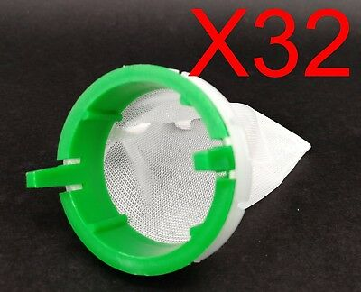 Popular Brand 32 X Washing Machine Lint Filter Bags For Simpson Enduro 751 22s751 22s751j*01 Up-To-Date Styling Major Appliances