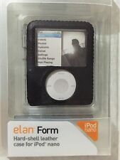 Apple iPod Nano 3rd Generation Griffin Elan Form Hard-shell Leather Case