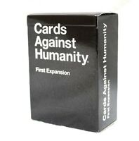 Cards Against Humanity, First (1st) Expansion, 112 Card Party Game, New