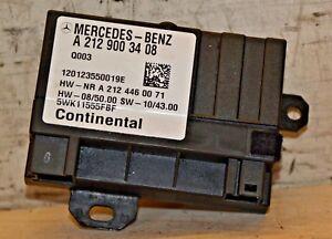 Mercedes-C-Class-Fuel-Pump-Control-Unit-A2049060105-W204-C220-CDi-Auto-2012