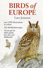 The Birds of Europe: With North Africa and the Middle East by Lars Jonsson (Paperback, 1996)