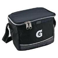 Gatorade Icy Bright Lunch Cooler Bag - Black - Nylon Handle