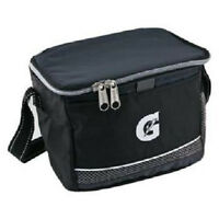Gatorade Icy Bright Lunch Cooler Bag - Black - Nylon Handle