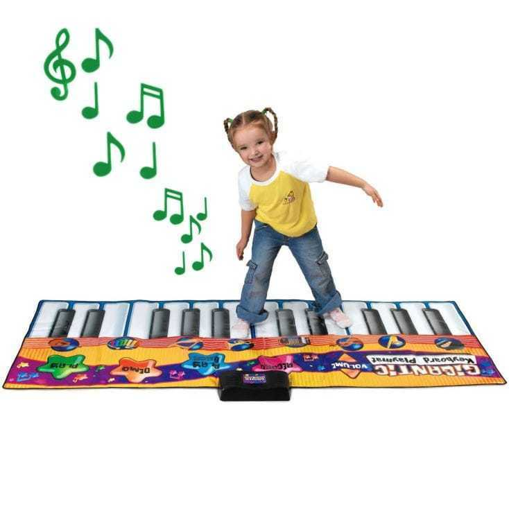 Giant Piano Playmat Kids Musical Keyboard Playmat Foot mat Kids fun Games
