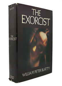William Peter Blatty THE EXORCIST  1st Edition 6th Printing