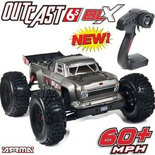 ARRMA 106021 OUTCAST 6S BLX Stunt Truck 4WD RTR Brushless w/ Radio