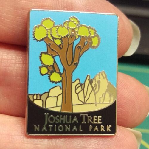 New Traveler Series Pin Joshua Tree National Park California Tie Tac Lapel Pin