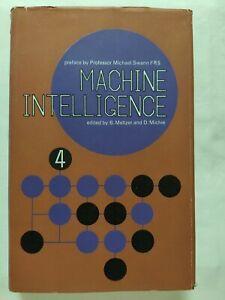 BOOK MACHINE INTELLIGENCE 4 MELTZER MINCHIE SWANN 0852240627