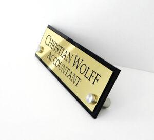 Executive-Personalised-Desk-Name-Plate-Custom-Laser-Engraved-Sign-Plaque-Logo