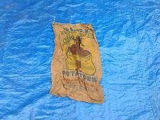 US No. 2 Tasty Taters Tulelake Calif Potatoes Sack