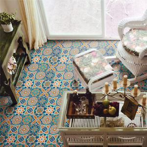 25Pcs-Self-Adhesive-Tile-Art-Wall-Floor-Decal-DIY-Sticker-Bathroom-Kitchen-Vinyl