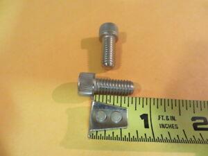 "5//16/""-18 X 3//4/"" Stainless Steel Hex Head Cap Screws Lot of 100 Pcs."