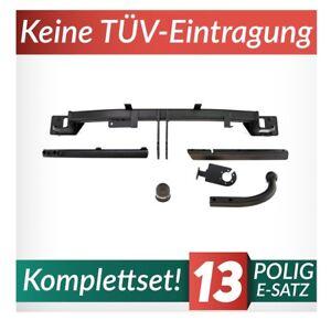 Fur-Mercedes-Benz-S203-Kombi-C-Klasse-01-07-Anhangerkupplung-starr-E-Satz-13p