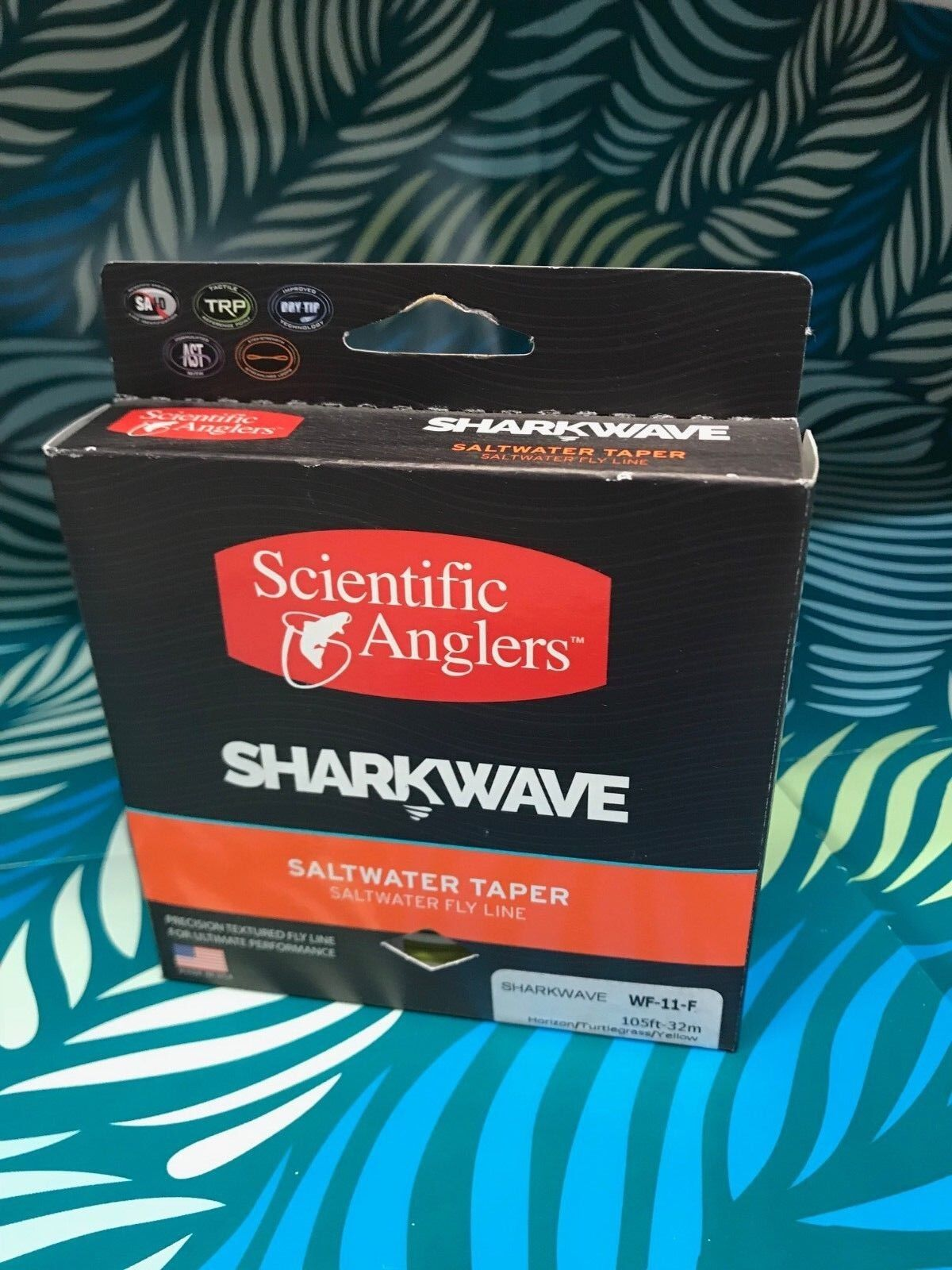 Scientific Angler  - Sharkwave - Saltwater Taper Fly Line - WF-11-F  limit buy