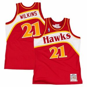 aa49ebcfb43 Image is loading Dominique-Wilkins-Mitchell-amp-Ness-Atlanta-Hawks-1986-