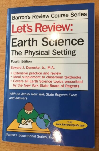 Let's Review Ser.: Let's Review Earth Science : The ...