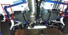 Cusco Floor Rear Side Power Brace For Mitsubishi Evo X CZ4A | cus 566 492 FR